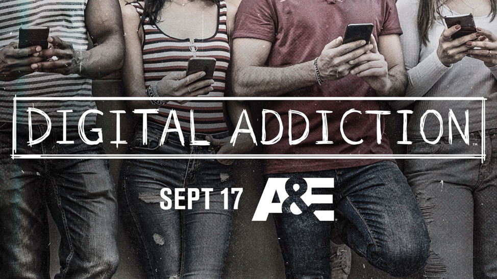 Don't miss DTEC's own Tracy Markle on the premiere of Digital Addiction on A&E TV on Tuesday, September 17th at 9PM EDT
