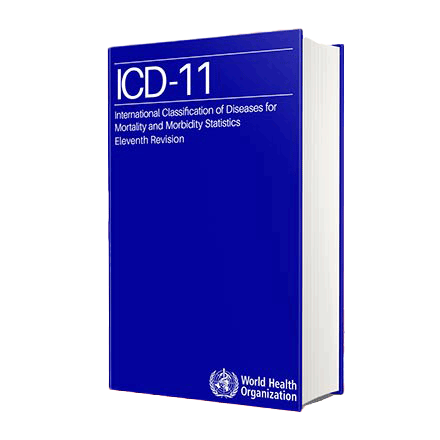 ICD-11 Book Cover